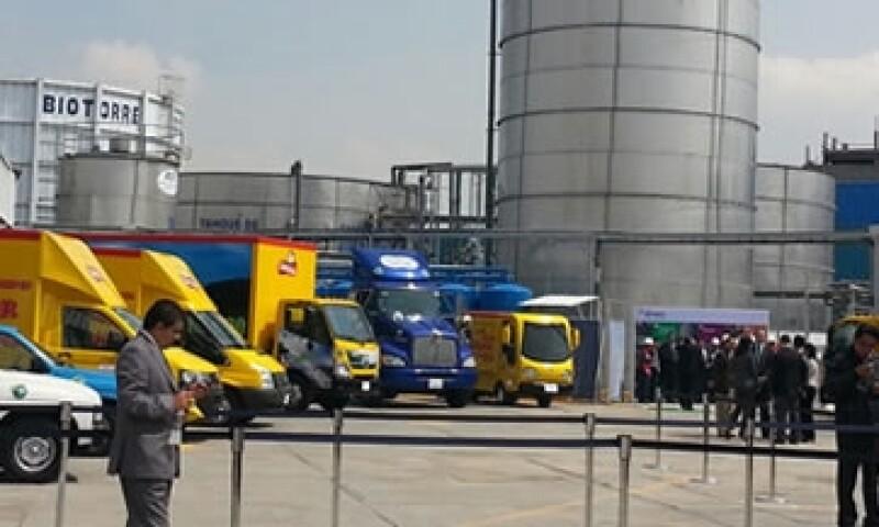 camiones sabritas