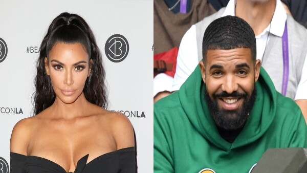 Kim Kardashian y Drake