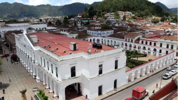 Palacio Municipal San Cristobal de las Casas