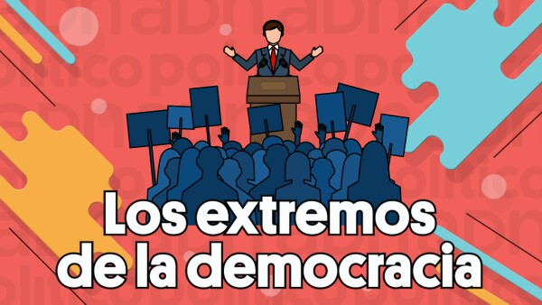 #ClipADN| Los extremos de la democracia