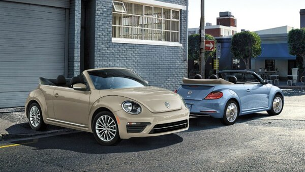El último Beetle será producido en México
