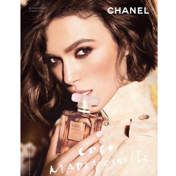 Keira Knightley para Chanel