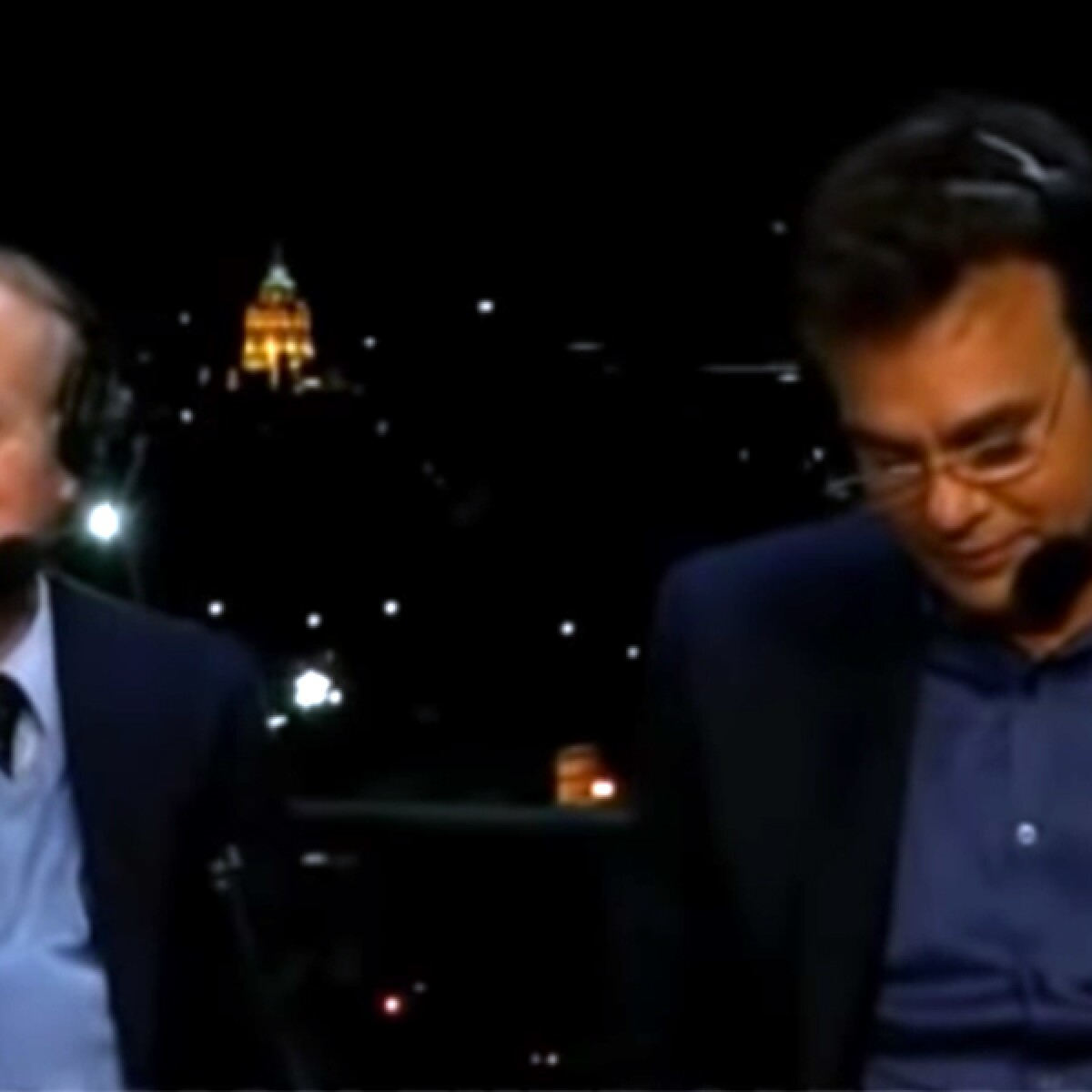 La reacción de José Ramón Fernández y David Faitelson al video de 'Zague'