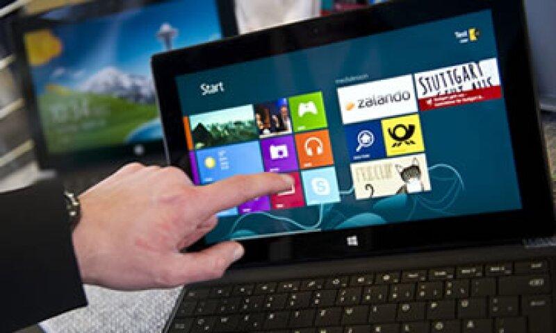Muchos clientes pedían poder conectarse a través de redes móviles, dijo Microsoft. (Foto: EFE)