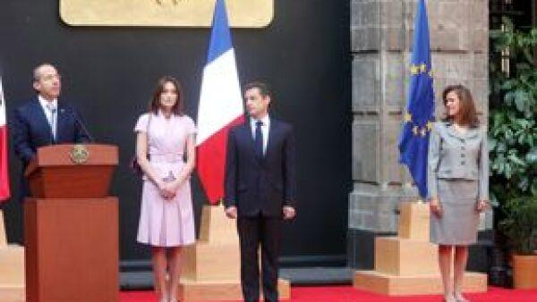 Con la visita del mandatario francés al país se cuenta con la certeza de que México y Francia trabajarán en favor de las mejores causas de la humanidad y al mismo tiempo fortalecerán los lazos.