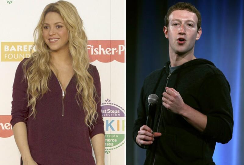 El fundador de Facebook se apresuró a contestar precisamente la pregunta de la cantante entre las miles de cuestiones que recibió este martes durante un encuentro digital.