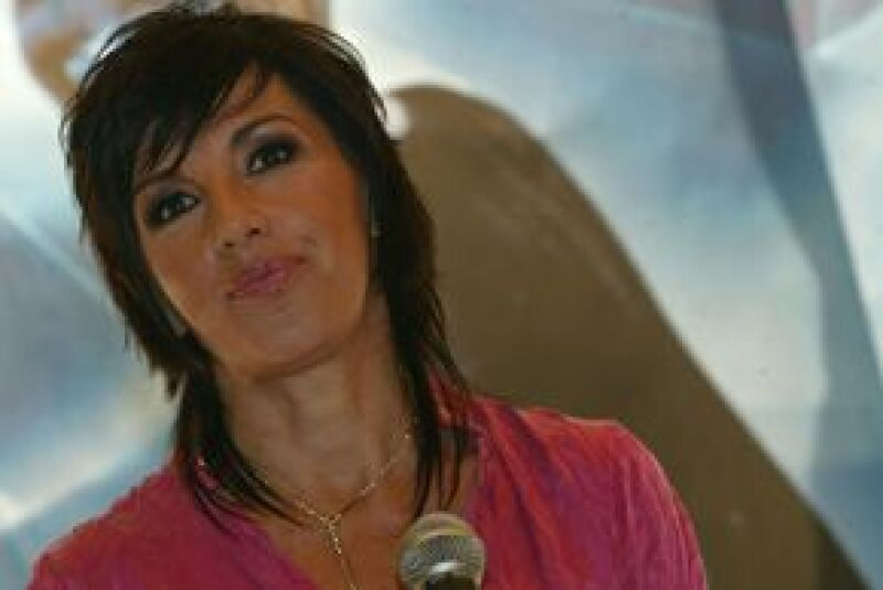 Tras recuperarse de una herida en la clavícula, la cantante fue dada de alta el pasado miércoles.
