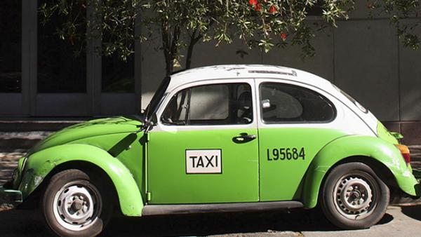 Durante casi 30 a�os fue el taxi ?oficial? de la Ciudad de M�xico