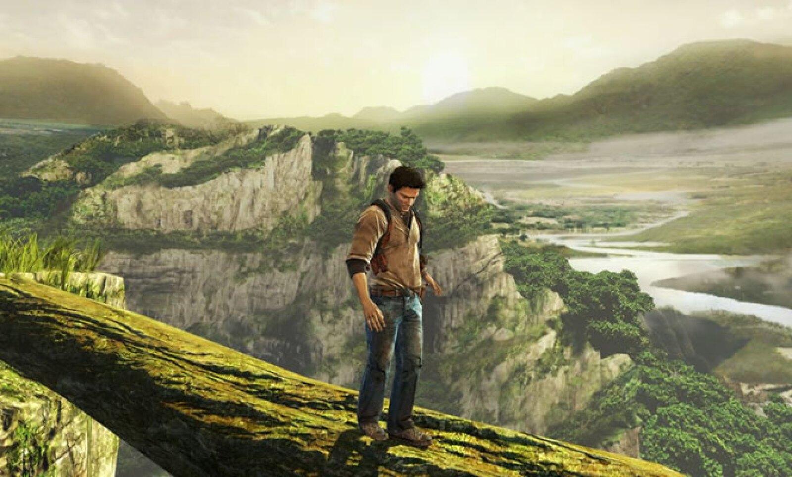Uno de los juegos que más expectativas causó para este equipo fue Uncharted Golden Abyss, con el protagonista de los juegos para PlayStation 3, Nathan Drake.
