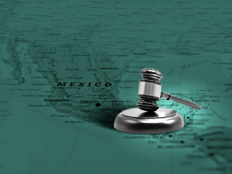 Estado de derecho WJP México