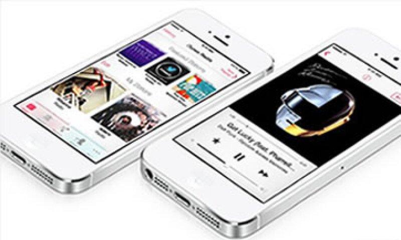 iTunes radio se enfrentará a otros programas consolidados de 'streaming'. (Foto: Cortesía de Fortune)