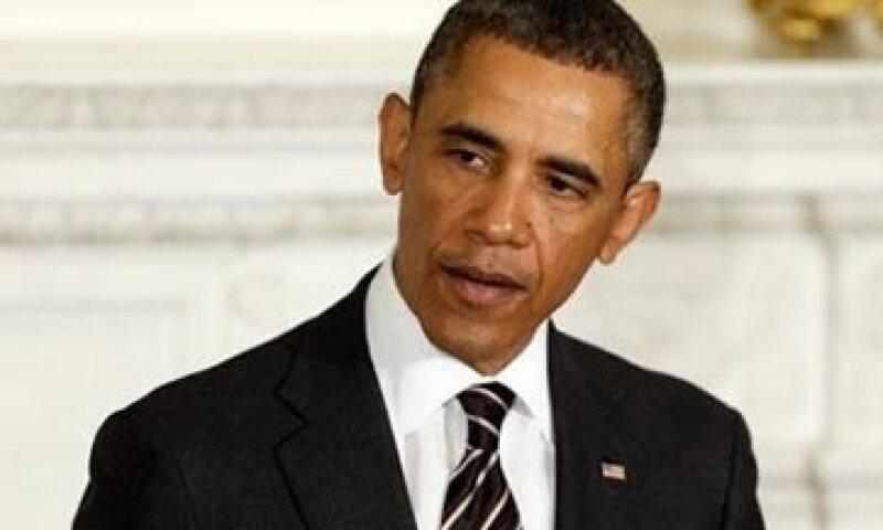 El presidente Barack Obama exhortó al Congreso a llegar a un acuerdo para evitar los recortes. (Foto: AP)