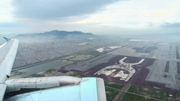 New International Airport of Mexico NAIM