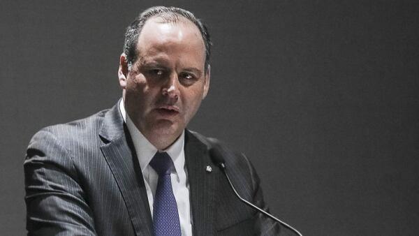 Coparmex Gustavo de Hoyos