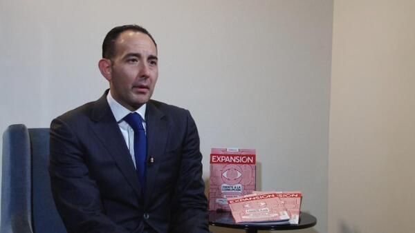 """""""Los retos de AMLO son los retos del Estado mexicano"""": Roberto Gil"""