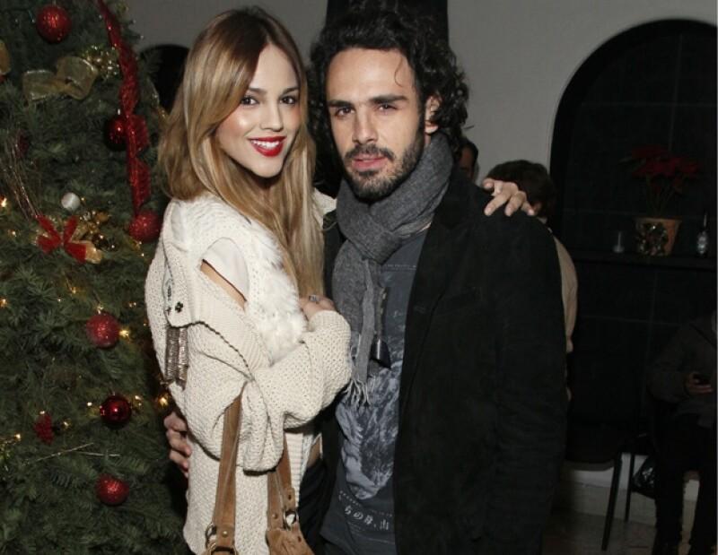 Otros de los que asistieron a la celebración fueron Eiza González y Pepe Díaz.