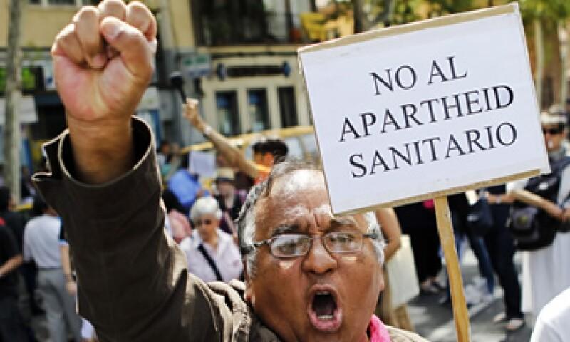 La medida ha sido criticada por grupos sociales y defensores de los derechos humanos. (Foto: AP)