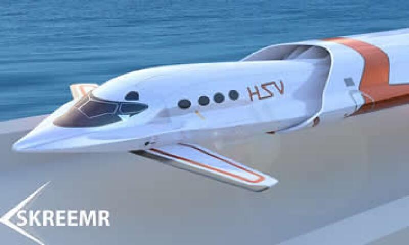 Skreemer es atractivo para los fanáticos de la aviación, pero ¿se volverá una realidad? (Foto: Cortesía/Skreemr )