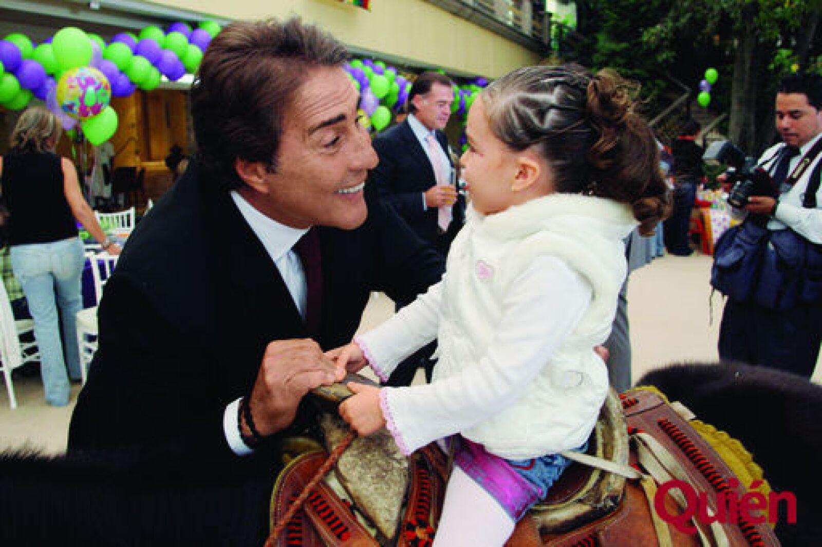 Jaime Camil, Mariana Peralta