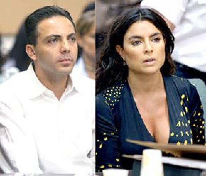 La secretaria del juez que lleva la demanda de divorcio del cantante y la abogada argentina aseguró que todavía no hay fecha para su separación definitiva.