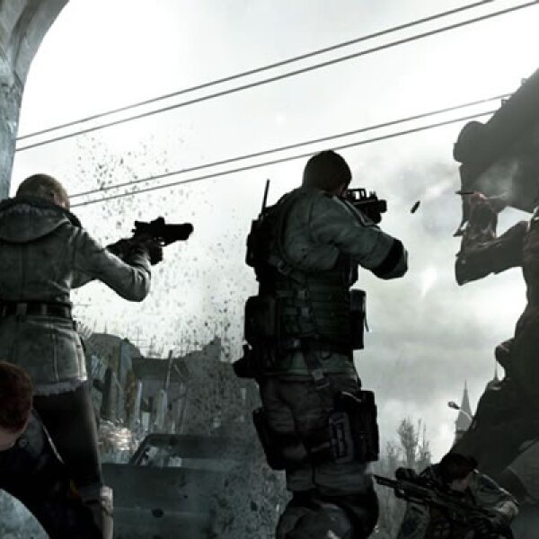 Las gráficas de este juego son de última generación y tienen efectos que impactan visualmente.
