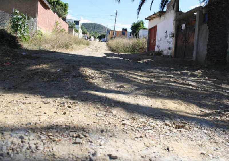 Camino Oaxaca