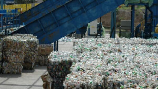reciclaje de basura