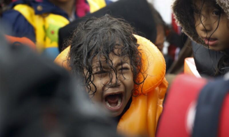 La crisis de refugiados este año fue un tema central para los Gobiernos europeos. (Foto: Reuters)