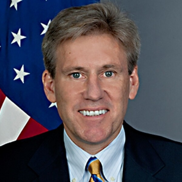 Christopher Stevens, embajador de EU en Libia