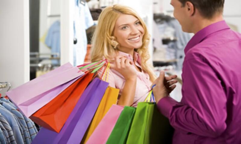 En promedio, 50% de las ventas de cadenas departamentales se realiza con tarjetas de crédito de las propias empresas. (Foto: Photos to go)