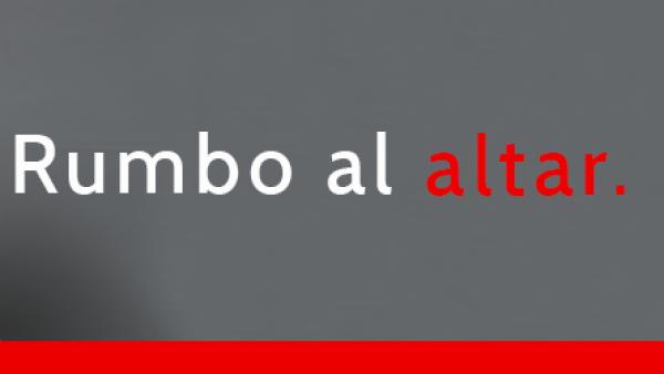 Rumbo al altar by Santander