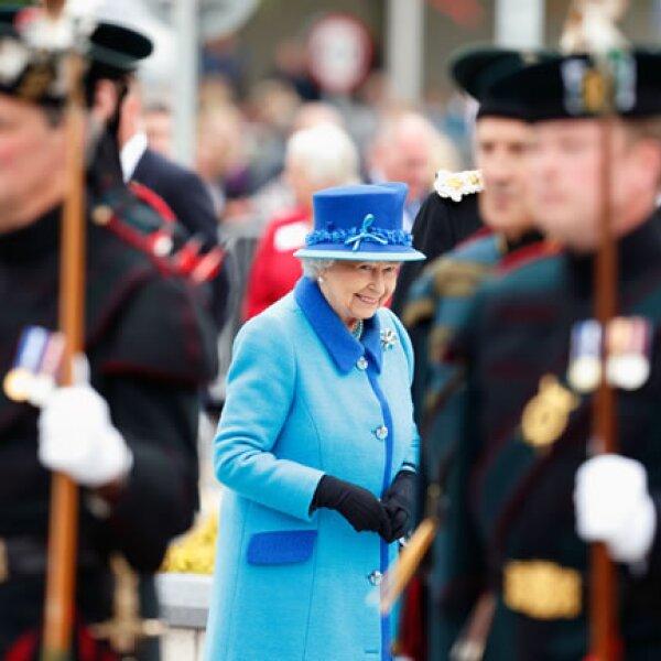 Victoria, su tatarabuela, gobernó por 63 años, siete meses y dos días.