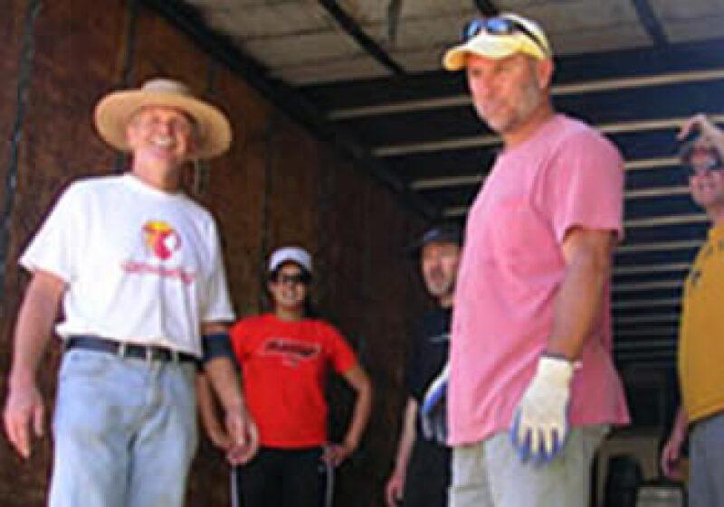 Comunidad Para Baja California se encarga de llevar servicios de salud a las comunidades pobres de México. (Foto: Cortesía CNNMoney)