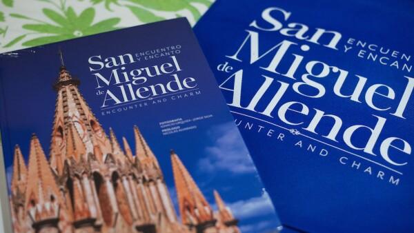 Libro, San Miguel de Allende, encuentro y encanto