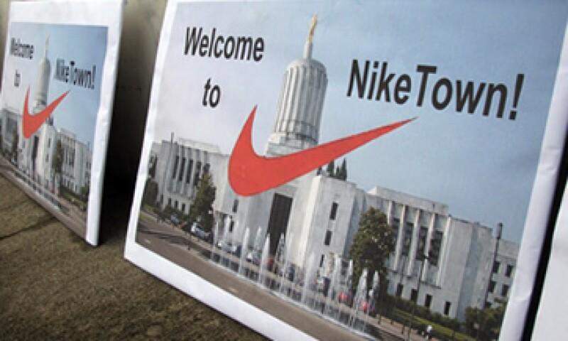 En los últimos 84 días, las 10 startups participantes habían ganado 3,472,366 puntos NikeFuel. (Foto: AP)