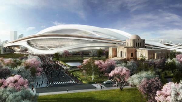 Nuevo Estadio Nacional 1