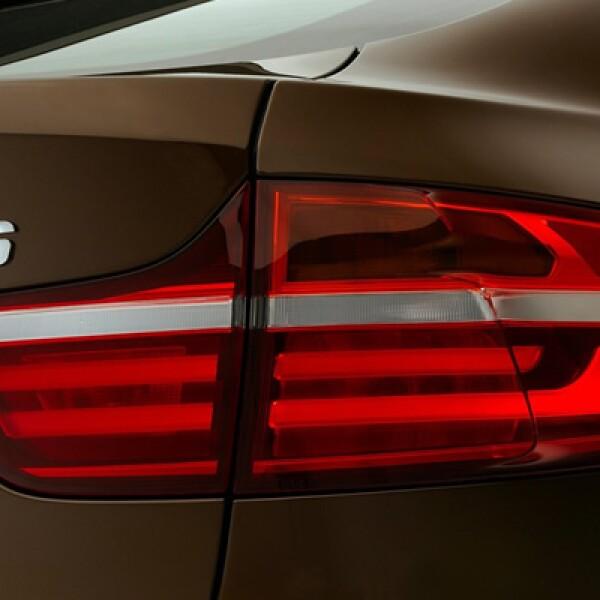 La escala de precios de la X6 va desde los 79,900 hasta los 101,400 dólares.