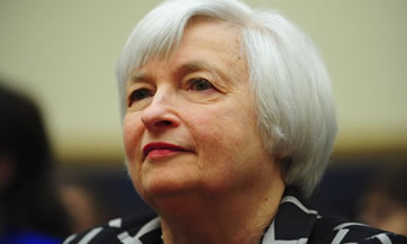 Yellen sustituyó en el cargo a Ben Bernanke en febrero pasado . (Foto: Reuters)