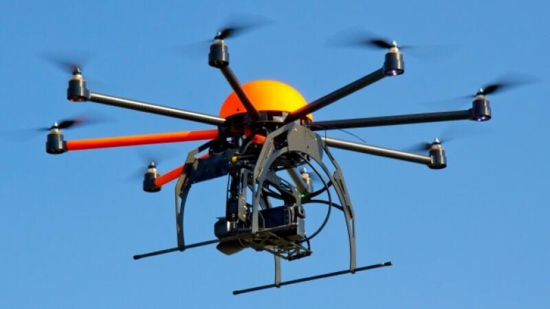 drone, fotografia, dronie