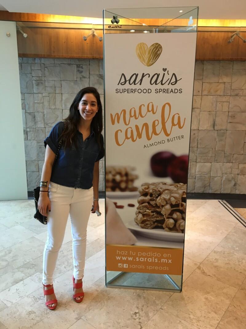 Platicamos con Sara Mizrahi Mustri, creadora de la marca Sarais Superfood Spreads, quién nos contó los beneficios que tienen estos productos para el organismo.