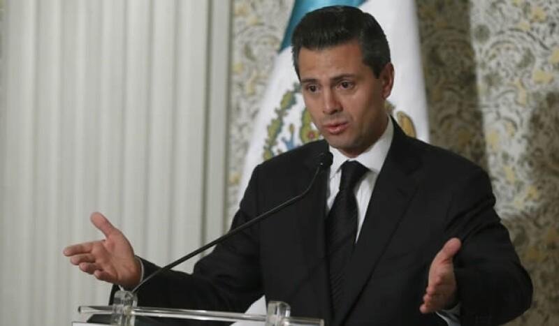 Peña Nieto visita Roma