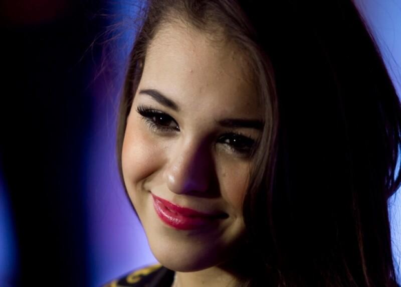 Danna Paola es una joven que se ha mantenido fuera de los escándalos.