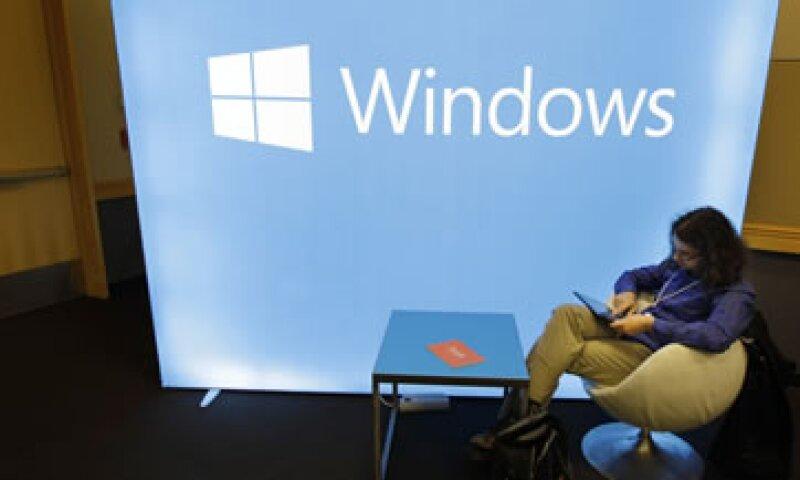 El retroceso de las acciones de Microsoft arrastró al resto de los papeles. (Foto: AP)
