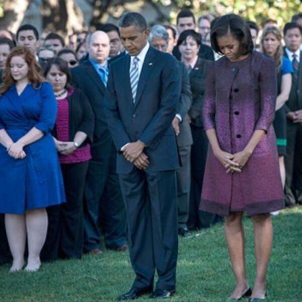 Los estadounidenses conmemoran 11 años del 11S