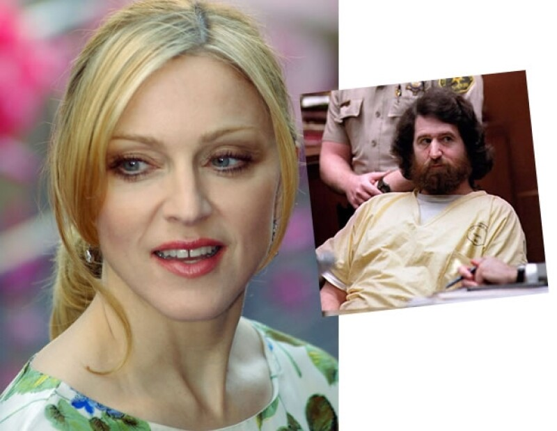 Hace unos días el acosador de Madonna dijo en su momento que dejó de dormir por el miedo.