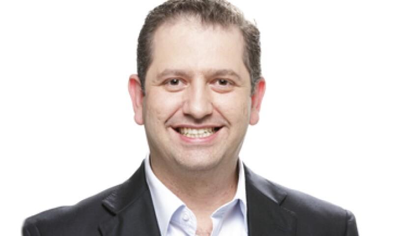 Ricardo Moreno, director general GE Industrial Solutions México. (Foto: Duilio Rodríguez)