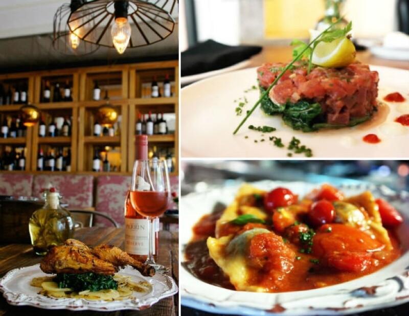 En el corazón de la Colonia Roma se encuentra este restaurant-bar con una gran variedad de platillos y bebidas, además del mejor ambiente e instalaciones.