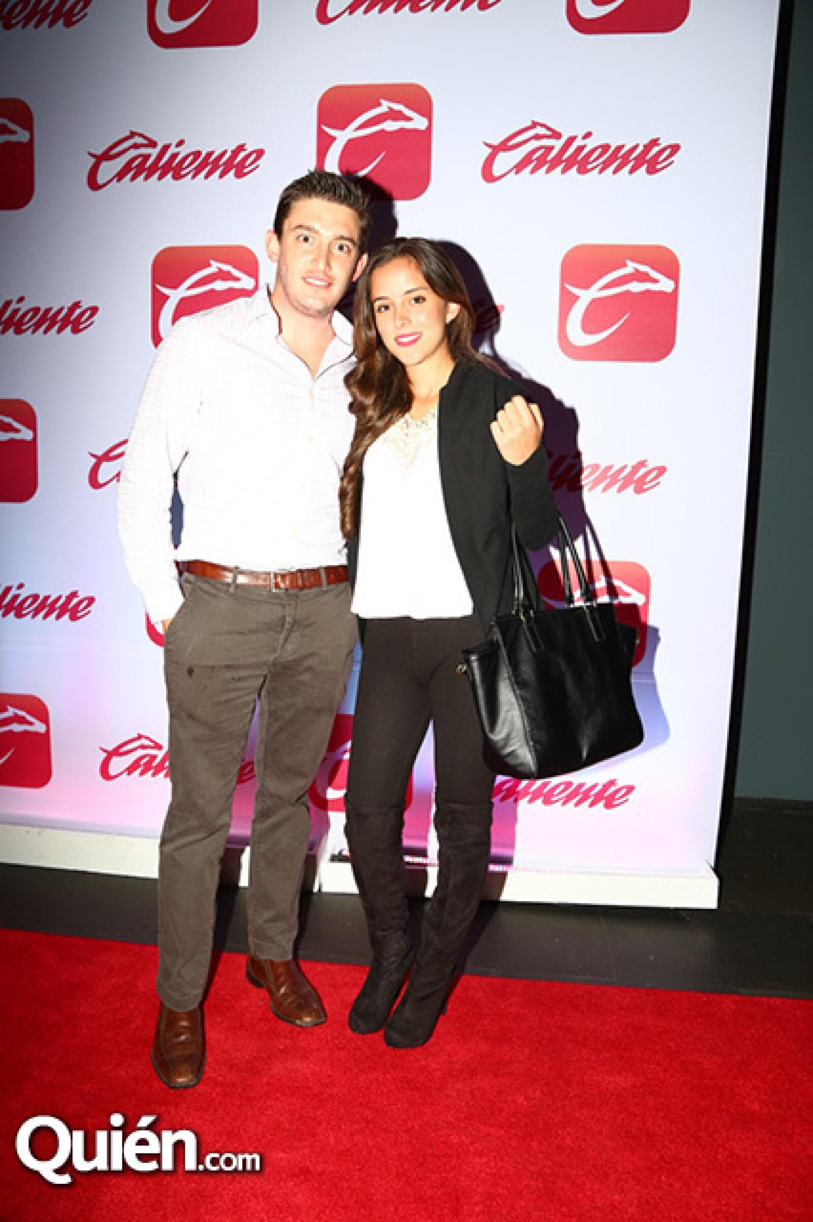 Gerardo Schnaider y Mara Paz