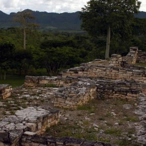 pomoná mundo maya