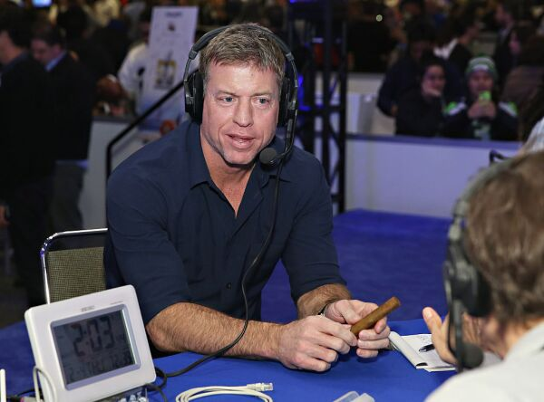 Troy Aikman television Fox Sports